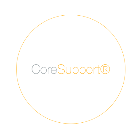 TS, Orange Icon, white, CoreSupport.png