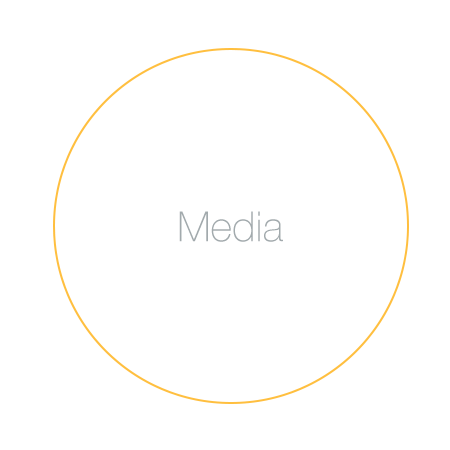 Events, Orange Icon, white, Media.png