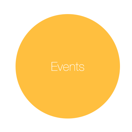Media & Events, Orange Icon, orange, Events.png
