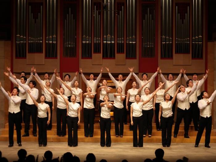 Korean Collegiate Chorale Concert -          Feb. 3, Sunday @ 2:00pm in the Main Sanctuary