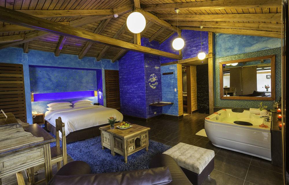 Copy of Habitación Romántica Mi Cielo