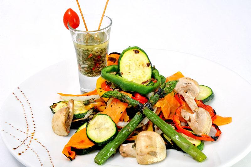 Vegetales asados Runtun $10,16