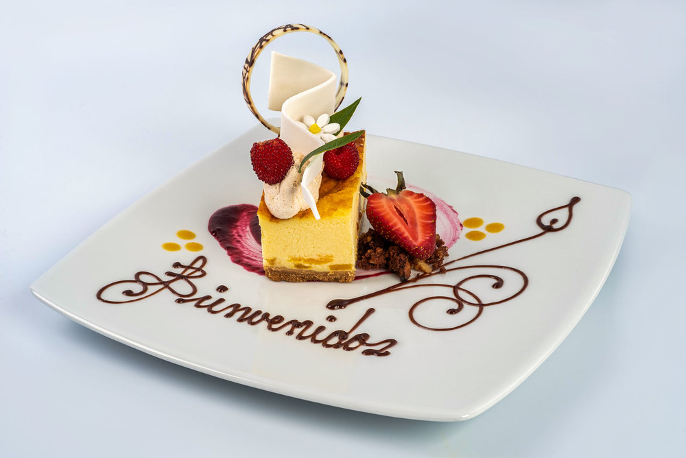 Cheesecake de durazno $4,98