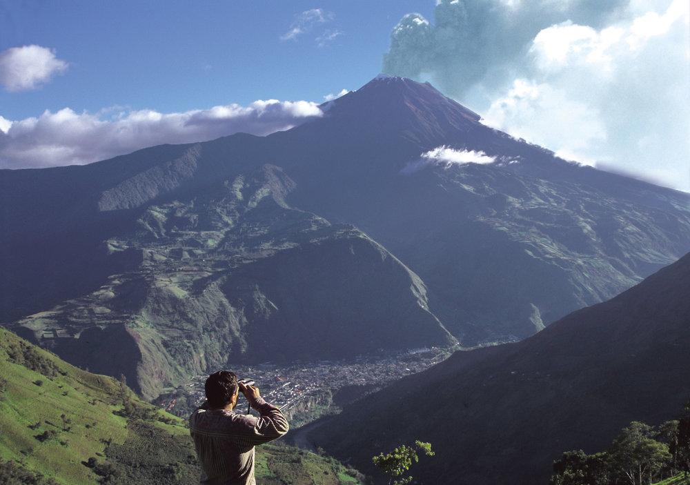 Ubicación de Luna Volcán, Adventure SPA