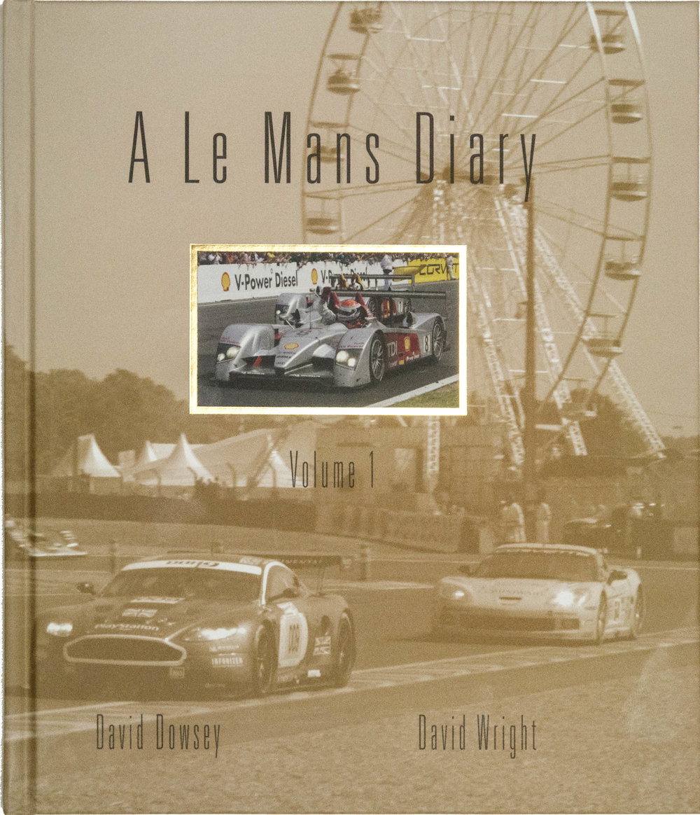 Book cover design by David Dowsey; photos by David Wright and David Dowsey