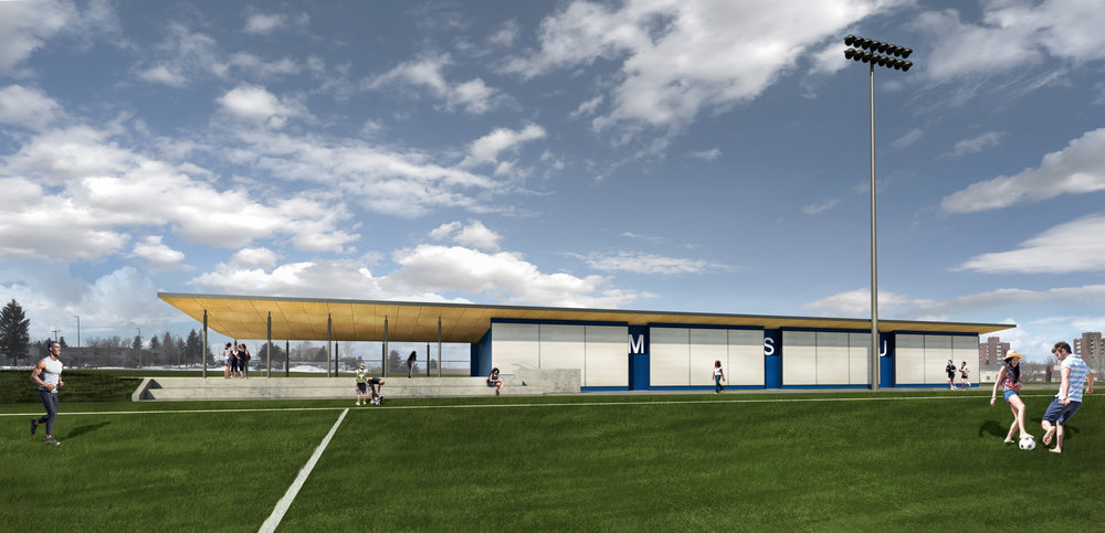 Montana State University Lambert Field Improvements | Bozeman | MT