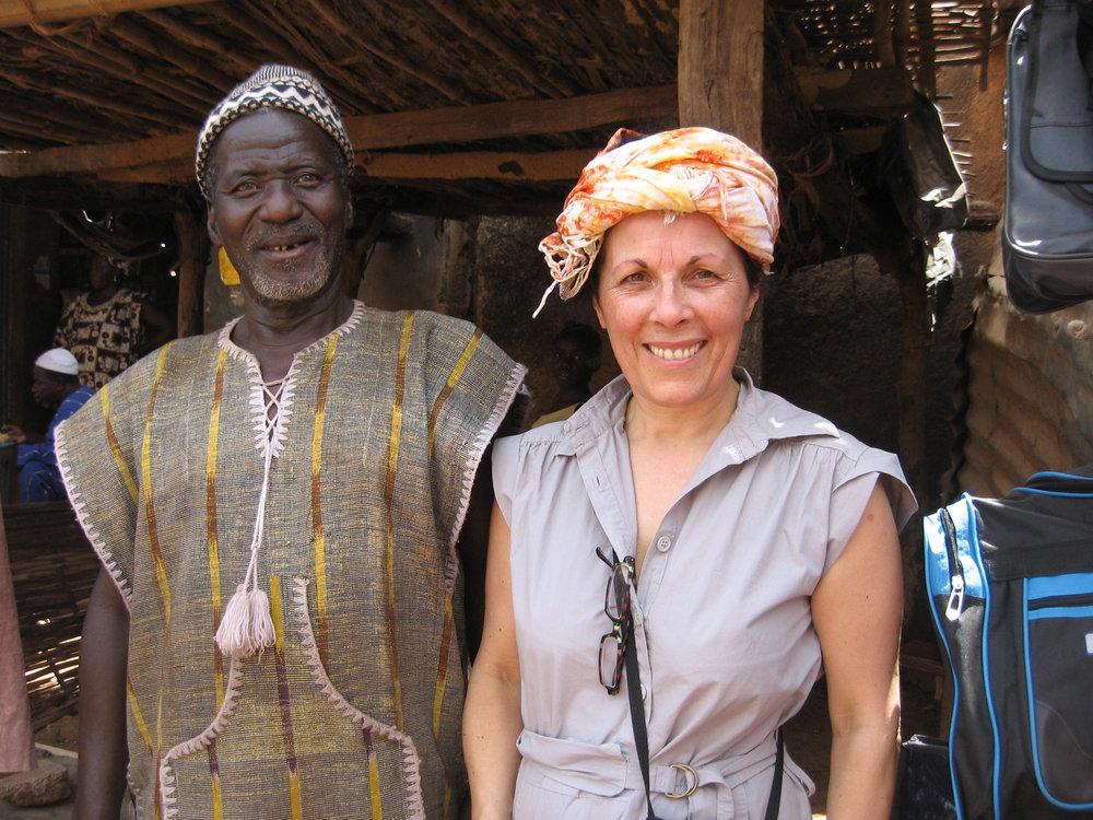 Tisserand à Kenieba - Mali