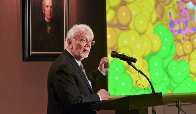 Passing of a Wauwatosa, Wisconsin great, Nobel prize winner Thomas Steitz..