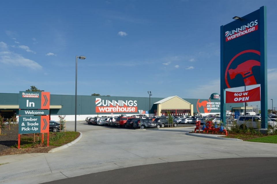 Bunnings Warehouse Cessnock