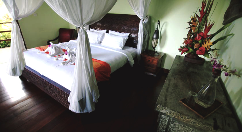 TERRACE ROOM  Features: Private room with private bath.