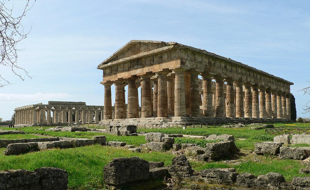 Greco-roman ruins