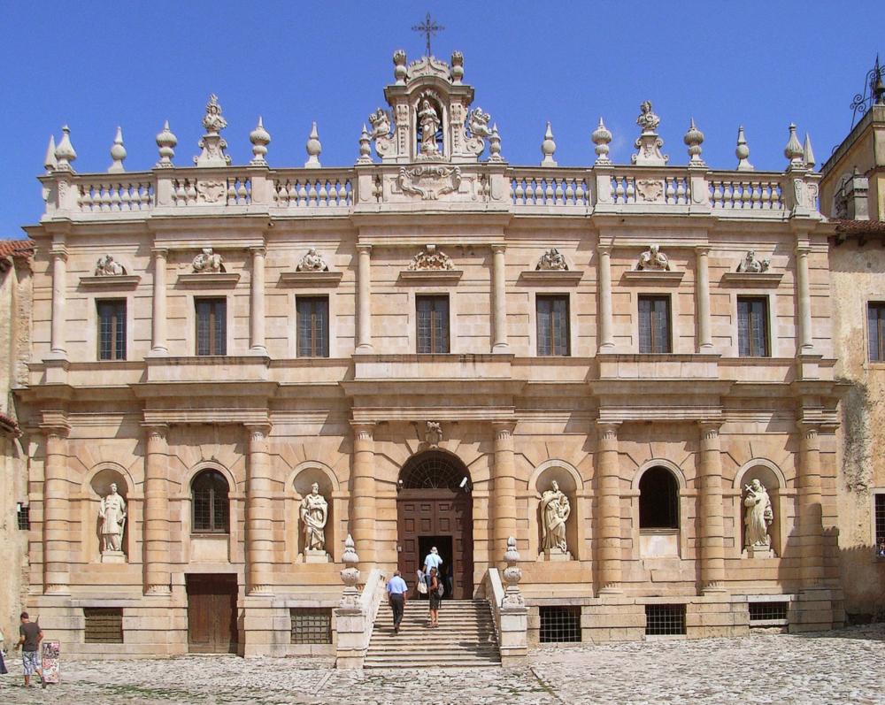 Certosa di S. Lorenzo, Padula