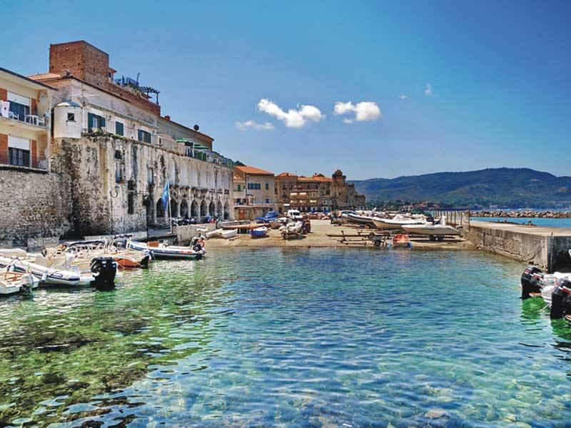 The Cilento Coast