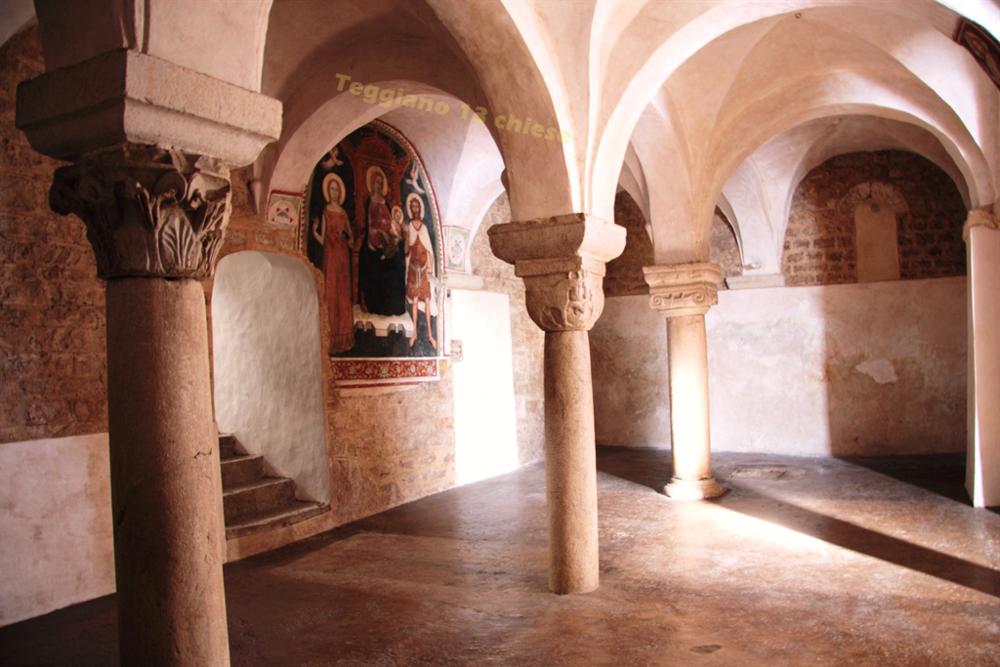 Cripta di Santa Venera