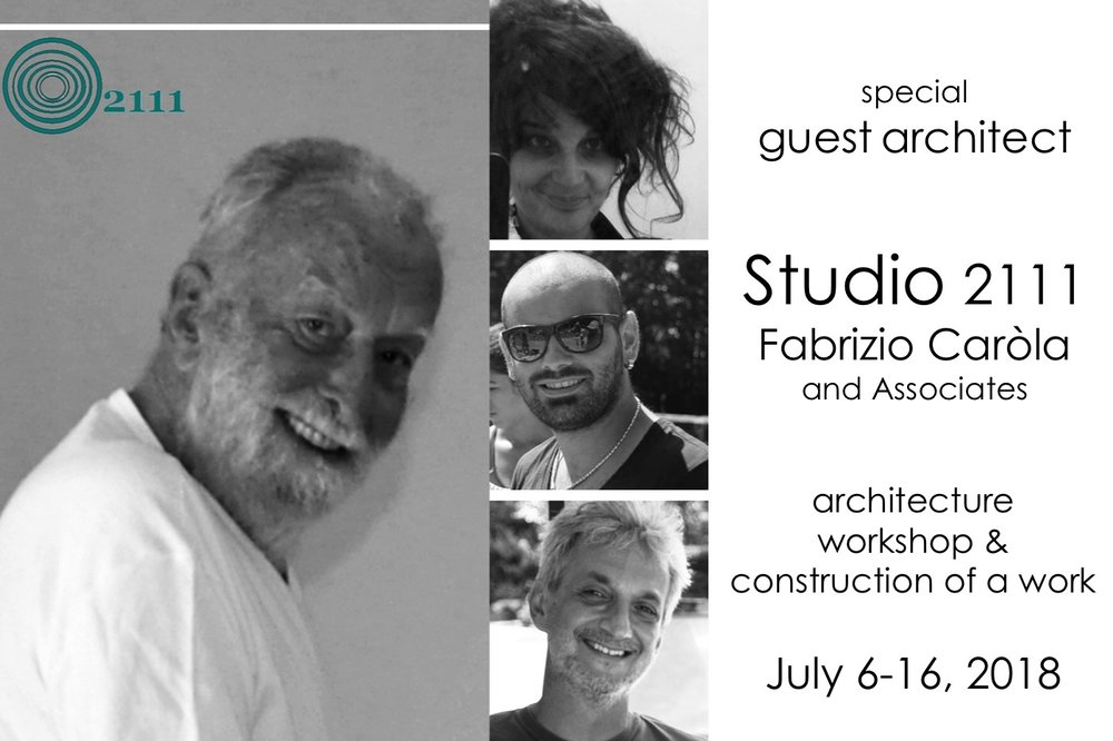 Studio 2111 with Fabrizio Carola