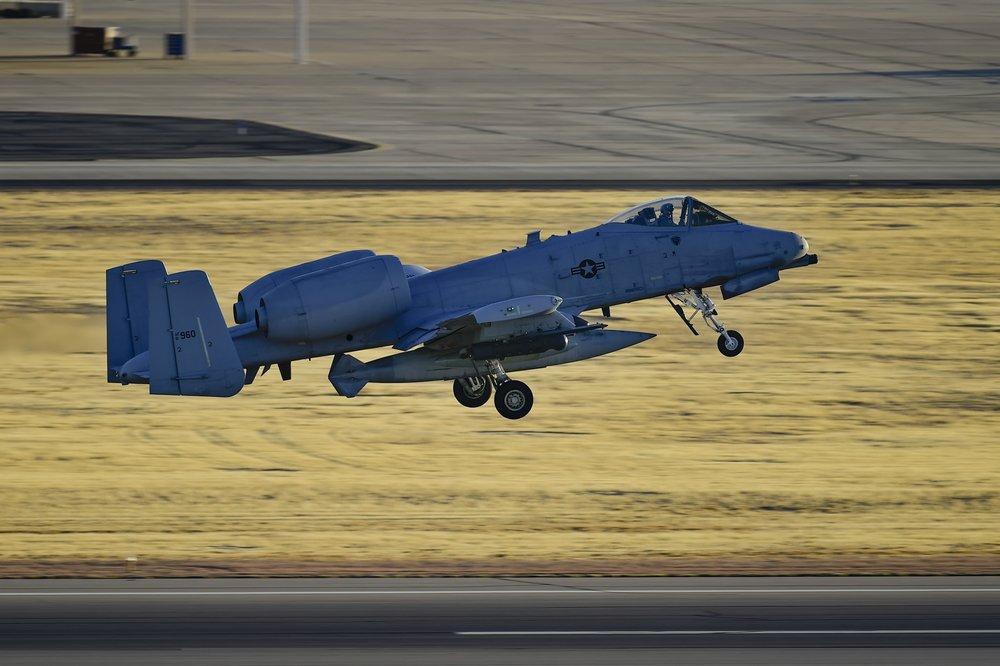 Photo courtesy Davis-Mothan Air Force Base