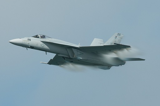 F-18 Super Hornet   USN VFA-122