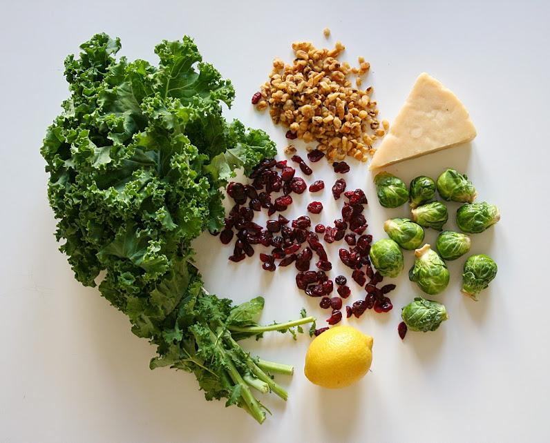 Salad ingredients 2
