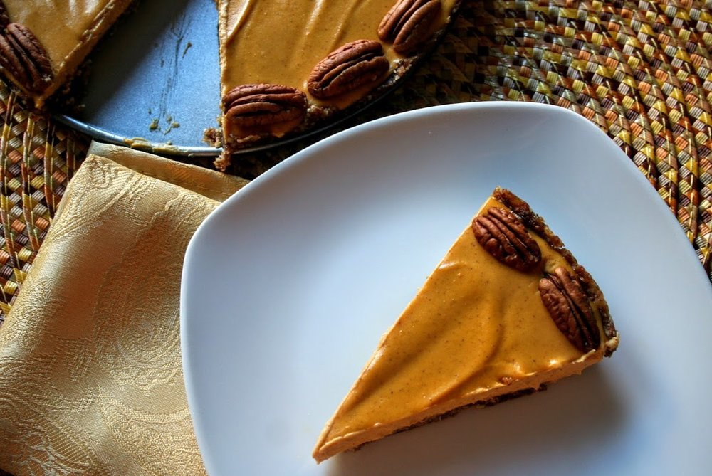 Sweet Potato Cream Pie