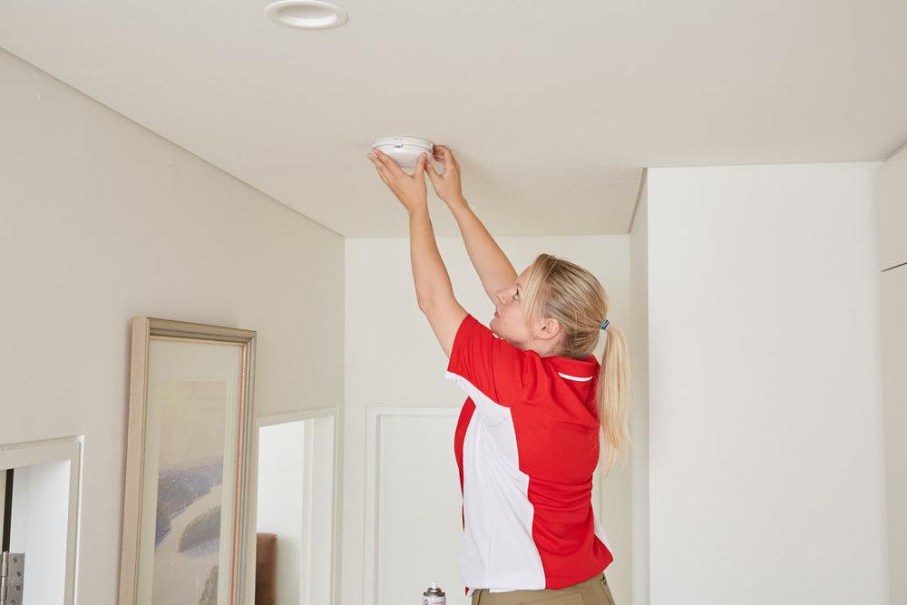 Read up on smoke alarm types