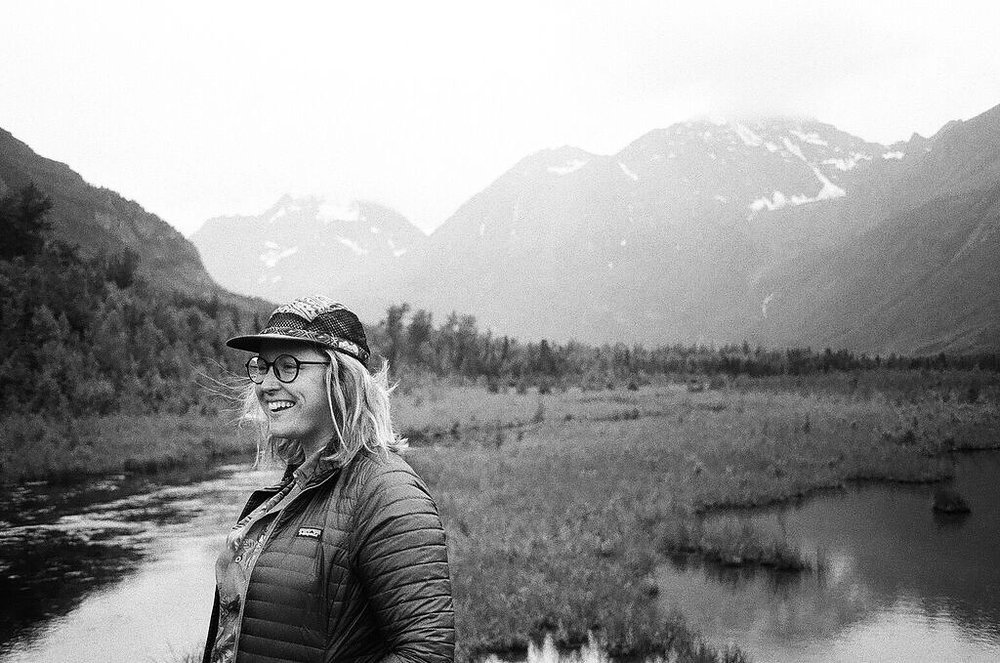 There's something magical about b+w film. Wouldn't you agree?