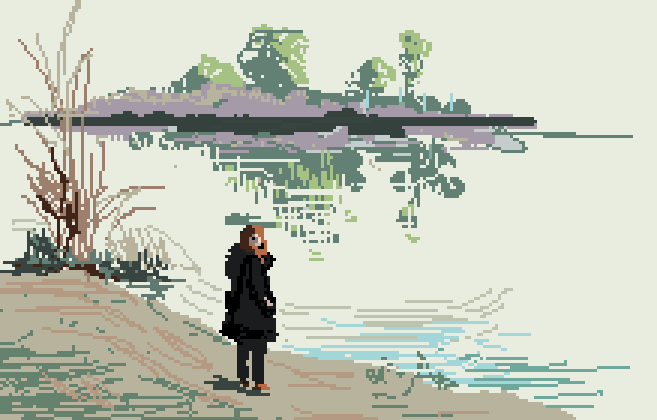 pixel art, 2015