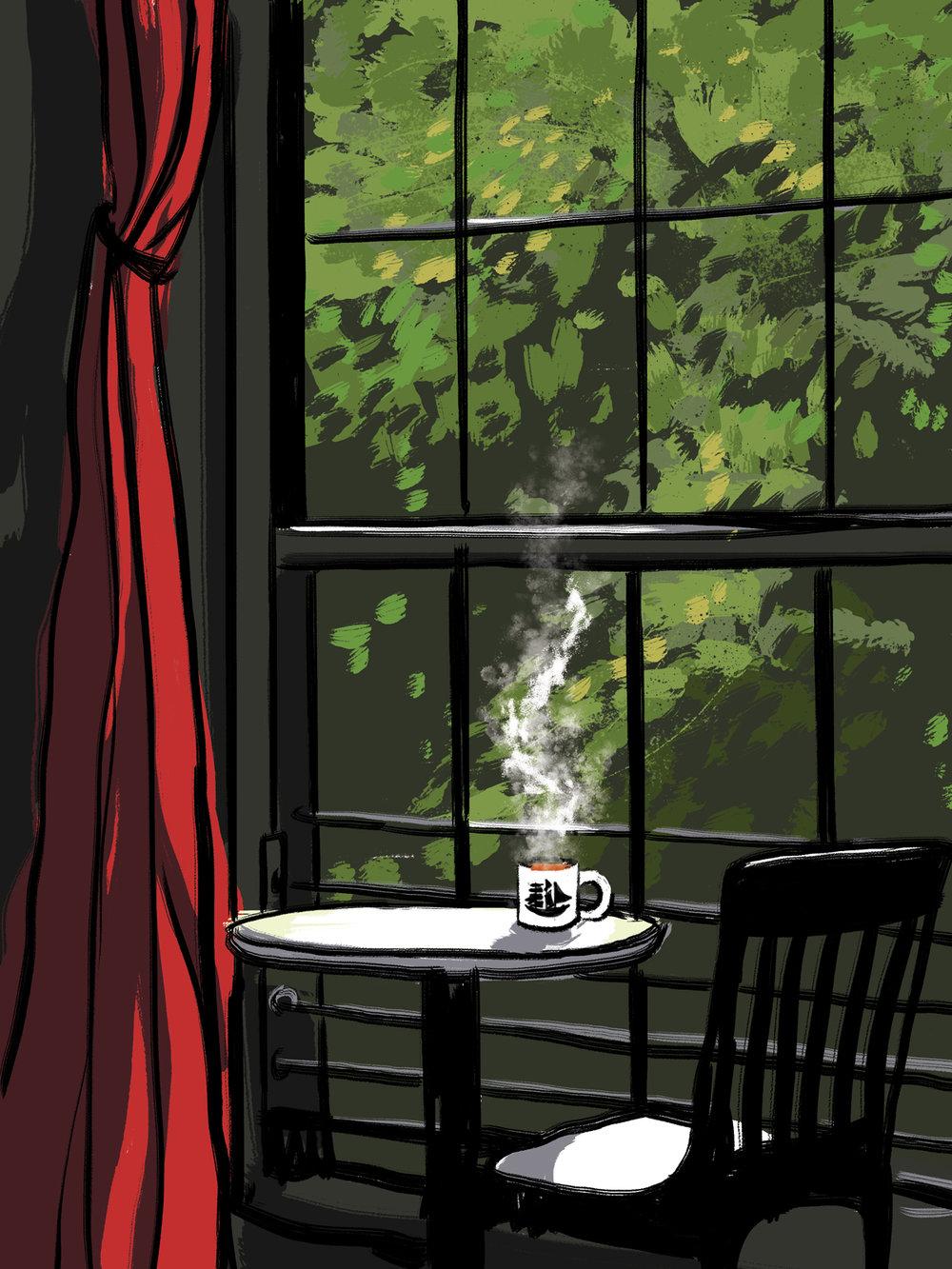 Lady Killigrew Cafe