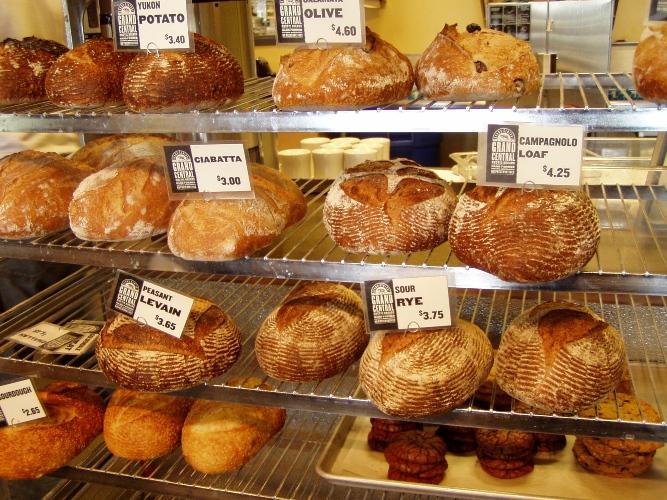 Grand Central bread