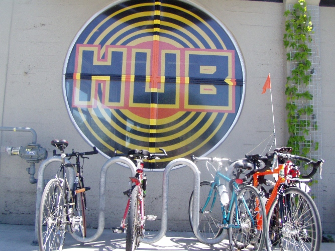 You're not allowed entry unless you bike to Hopworks' first Biketoberfest all day Saturday, September 19th.