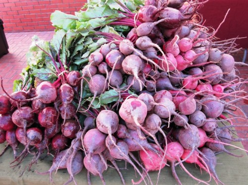 Good looking beets.