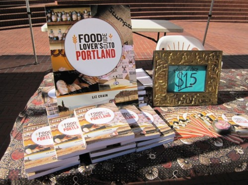 And my guide to the goods. Thanks Pioneer Courthouse Square Farmers Market!
