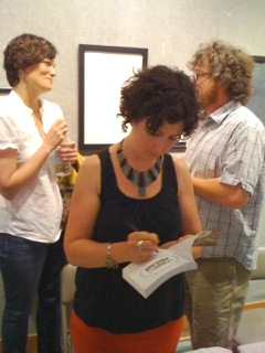 The Powell's book event with Nick Zukin, Sarah Hart, Steve Jones and John Cleary was a dream come true…