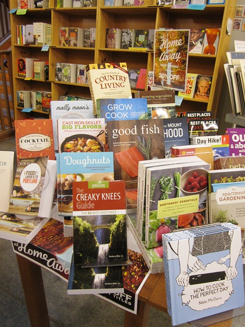 It's not exactly edible but wanted to share with you this Powell's promo. that includes my book and a whole bunch of other great food and outdoor books from publisher Sasquatch Books. 30 percent off all of these titles for a limited time at Powell's Books.