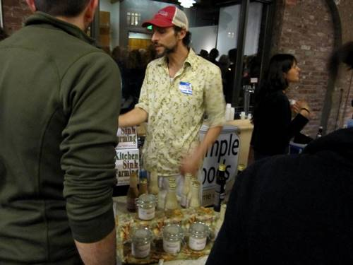 Tasty jun and all kinds of yummy kombuchas -- coffee kombucha?! -- from Symple Foods.
