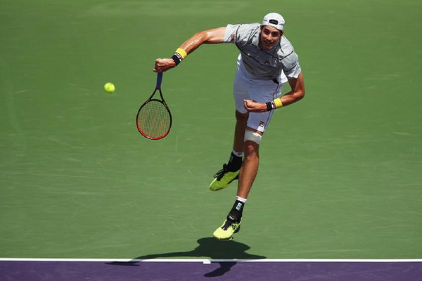 Pronation - 1) Happens while the player is off the ground2) Essential for generating power3) Wrist turns the racket counter clock-wise away from the contact angle