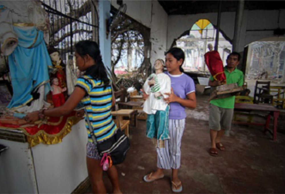 "Buddhist foundation to flnance rebuilding of typhoon-damaged church - The world's largest Buddhist charity, Tzu Chi Foundation, is helping rebuild a church in Tacloban City, Phillipines The show of generosity has been welcomed by the Church. ""We are very happy and thankful for the great help and assistance extended by the Tzu Chi Foundation. Indeed, love, concern, generosity and kindness go beyond religion,"" said Fr Amadeo Alvero, a Palo archdiocese spokesman.The Foundation is donating $670,000 for the reconstruction of the Santo Nino parish church. ""With their generosity and love we will be able to rebuild our church soon,"" the priest said. ""We allow people of different faiths to be connected with each other, bound by the same spirit of love, compassion, and understanding,"" The priest said the parish's association with the Foundation started when the charity offered a cash-for-work program to typhoon victims. The group later set up tents for displaced families in the church's courtyard and extended financial assistance to churches and parishes in the area.Once completed, the new Santo Nino church will have a state-of-the art design that will ""withstand the wrath of nature,"" Opiniano said. As many as 90 percent of Catholic churches in the central Philippine provinces of Samar and Leyte were destroyed by the super typhoon last November that killed some 8,000 people and left about four million homeless."