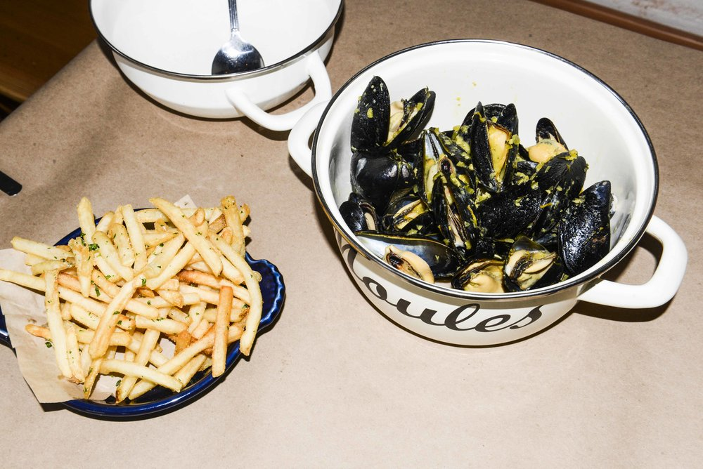 Moules Frites Santa Barbara Hope Ranch mussels, mustard, saffron & white wine broth3.jpg
