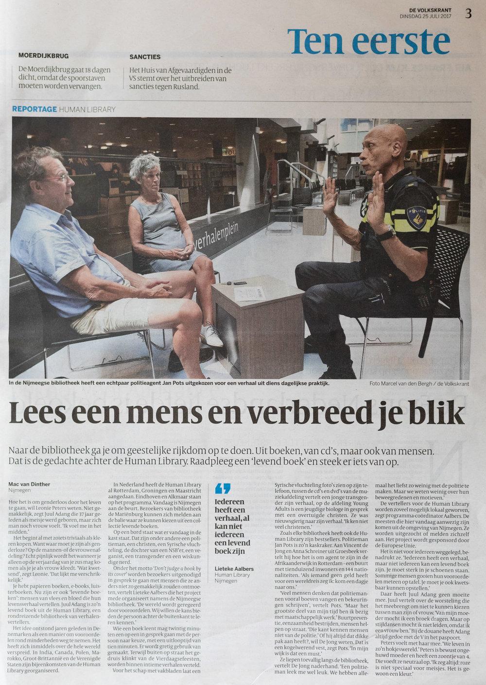 Volkskrant artikel 25 juli 2017.jpg