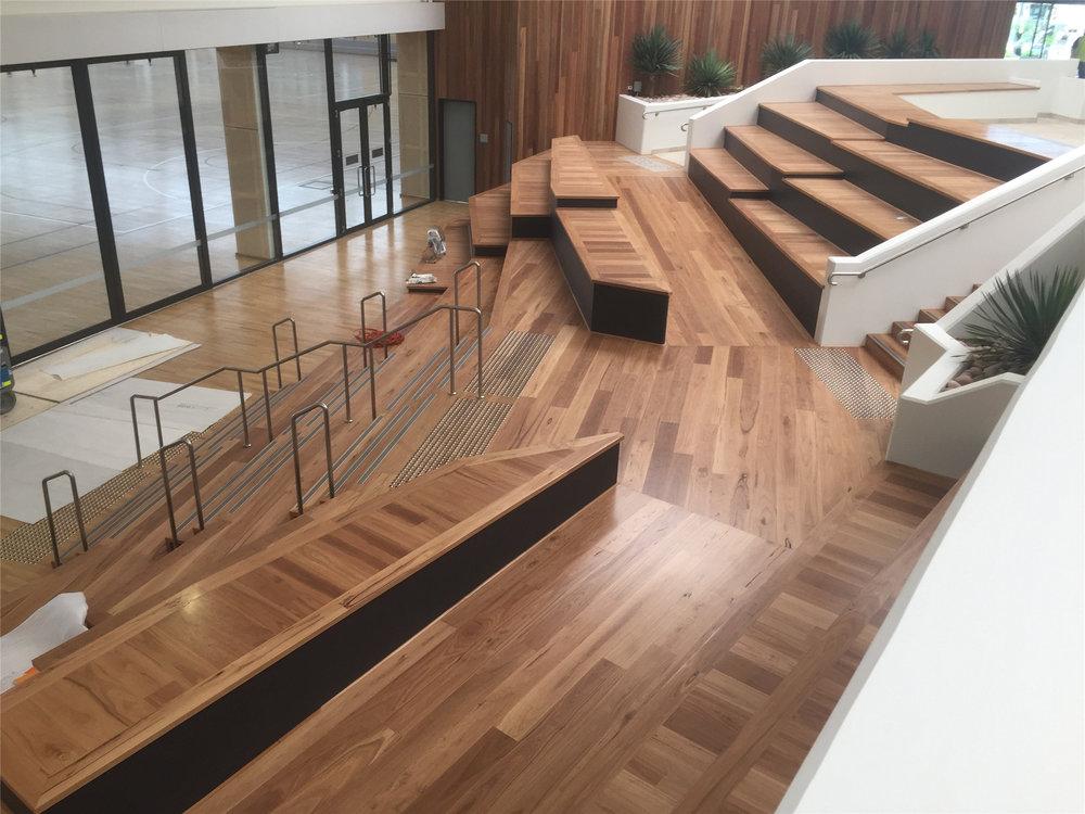 WA Hardwood Floors Work