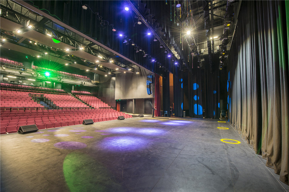 stage sprung floor