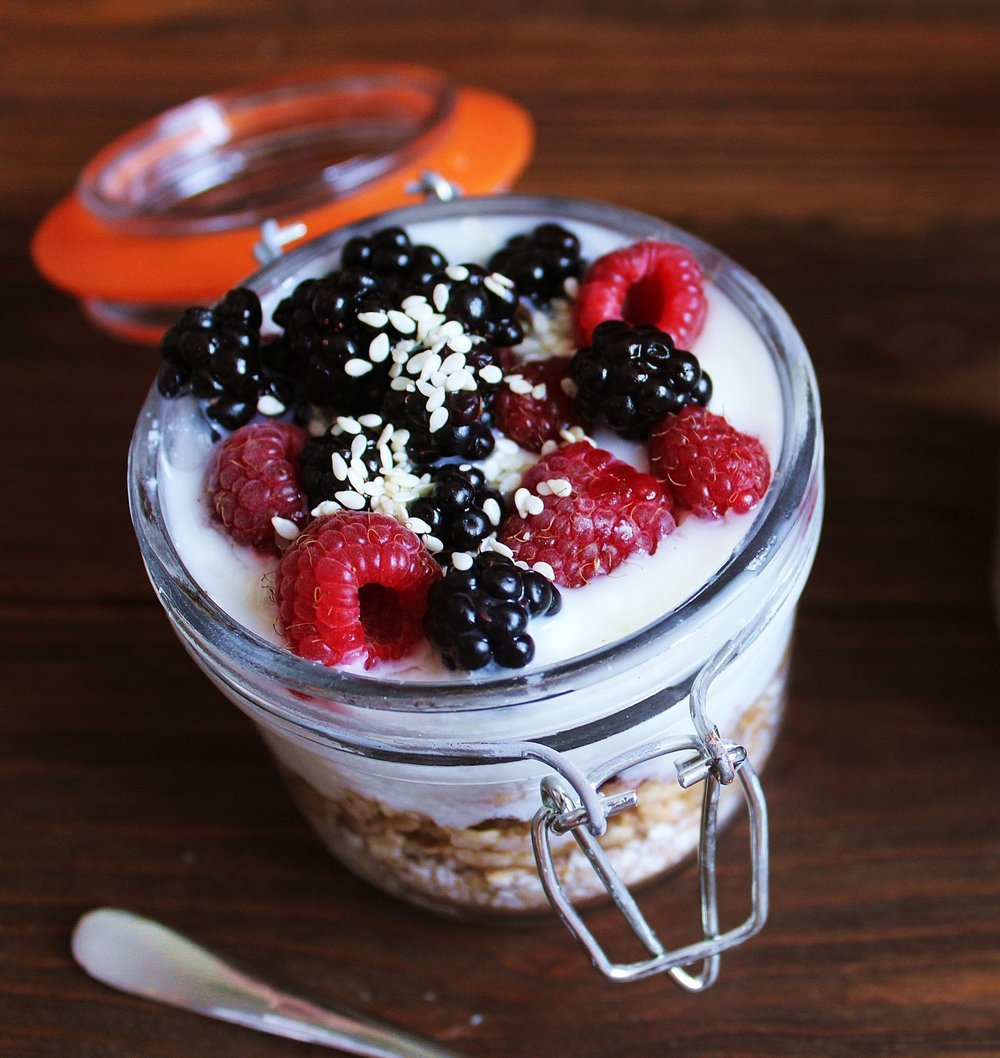Easy Overnight Oats -