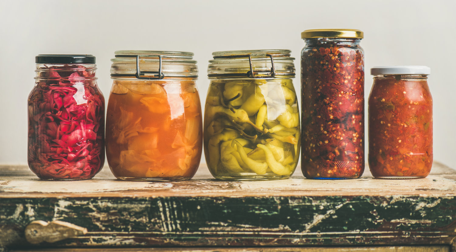 low sat diet fermented foods