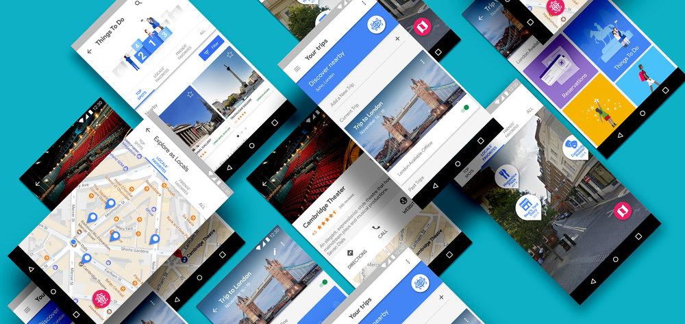Google Trips -