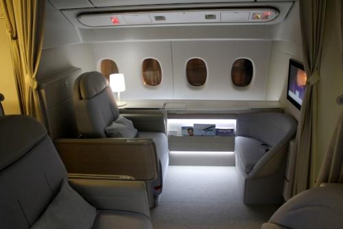 Air France first class