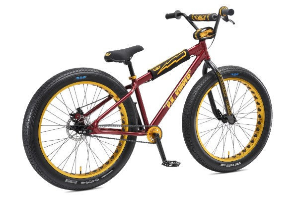 SE Racing fat tire bike