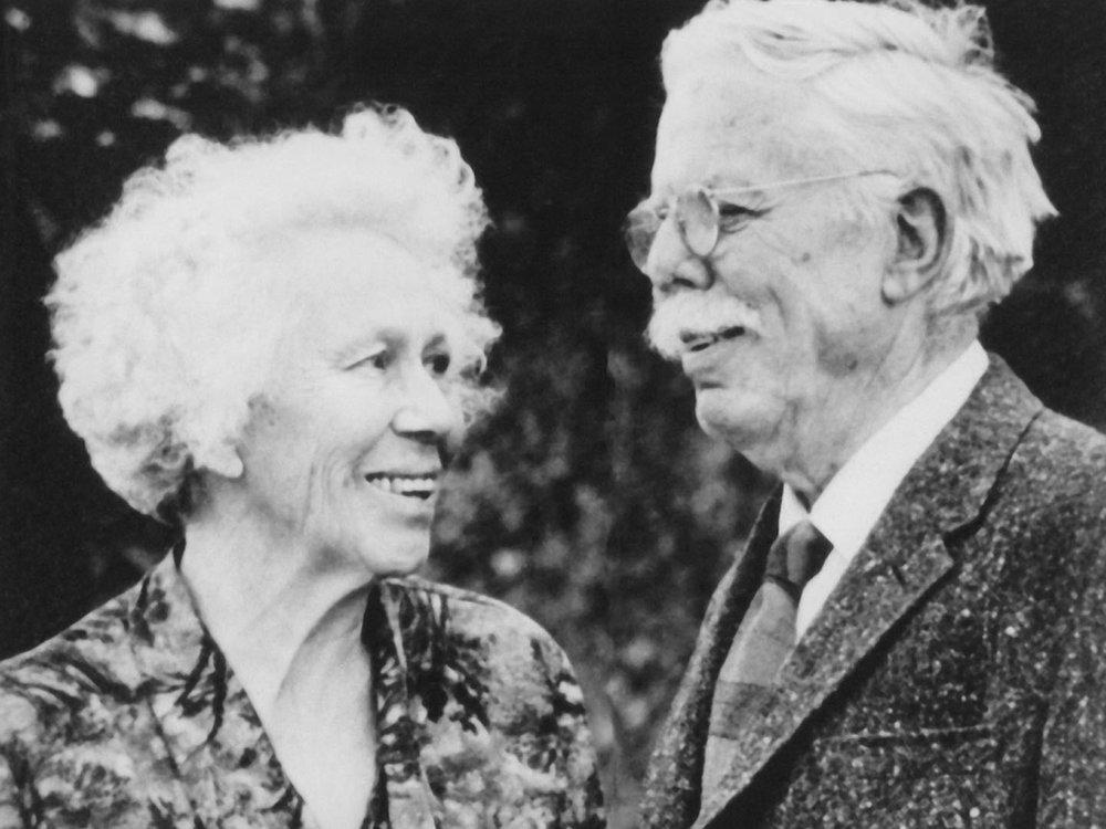 Josephine and Frank Duveneck