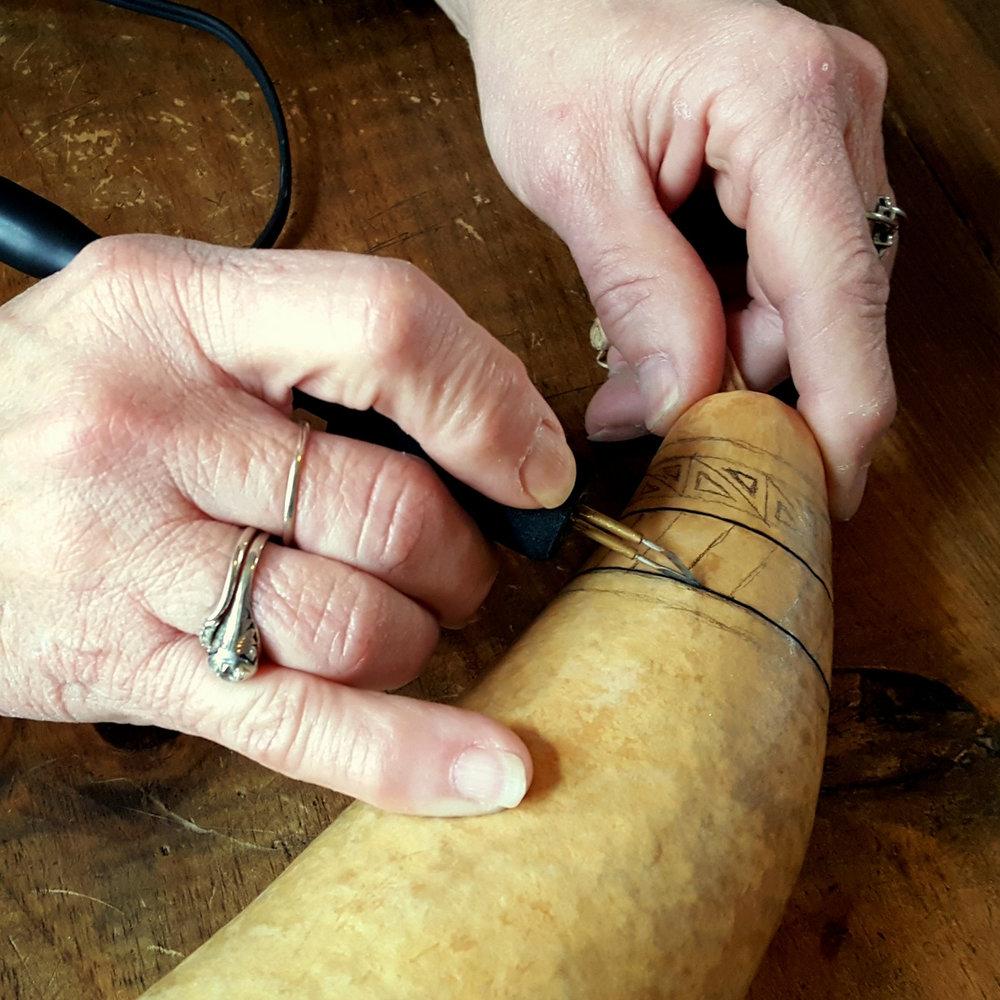 Handcrafted Gourds, Barbara Syburg-001.jpg