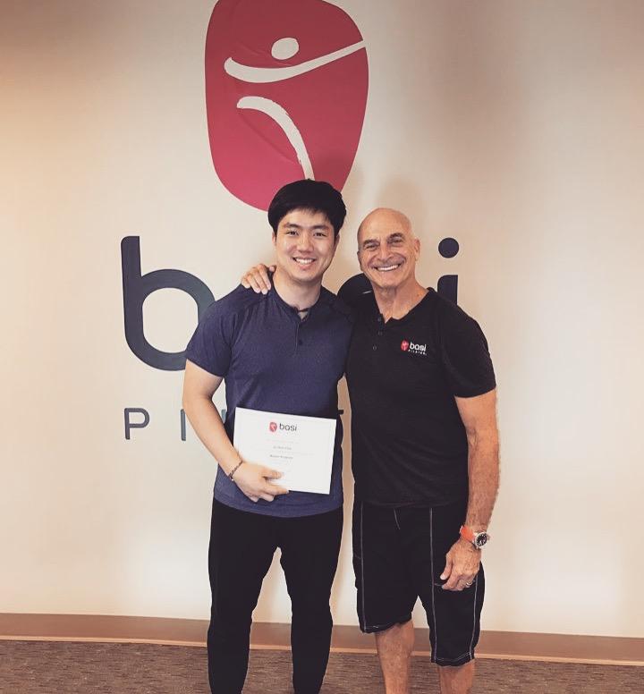 차주한, Director& Faculty of Basi Pilates