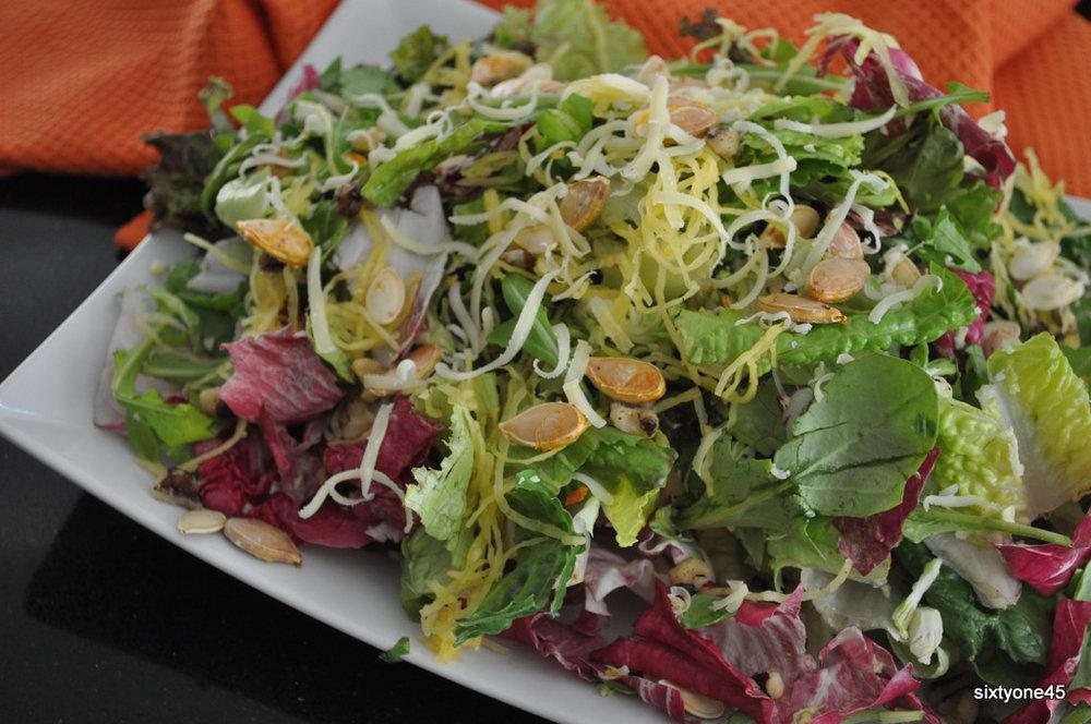 Thanksgiving Salad by sixtyone45.com (3)