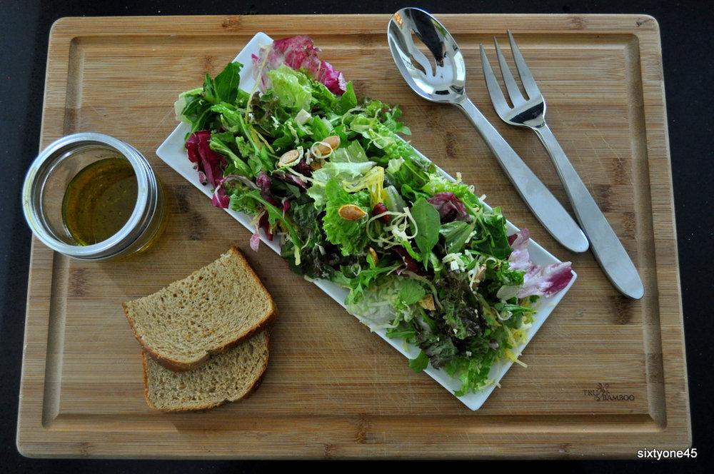 Thanksgiving Salad by sixtyone45.com (5)